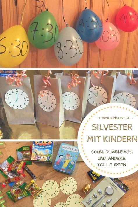 silvester mit kindern feiern krimskrams silvester kinderparty silvester und silvester mit