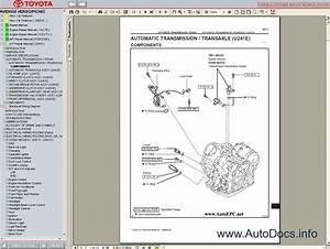 Toyota Avensis Verso    Picnic Service Manual Repair Manual Order  U0026 Download