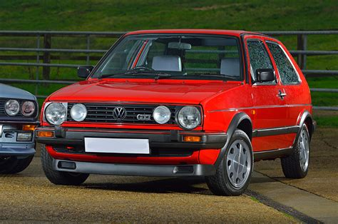 Mk2 Vw Golf Buyer's Guide  Classics World