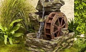 Fontaine Circuit Fermé : fontaine solaire exterieur beautiful formidable fontaine ~ Premium-room.com Idées de Décoration