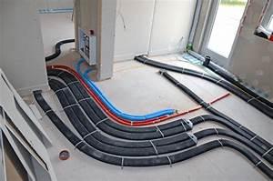 Wasserleitung Durchmesser Einfamilienhaus : tag 174 fertigstellung sanit r arbeiten heim am main ~ Frokenaadalensverden.com Haus und Dekorationen