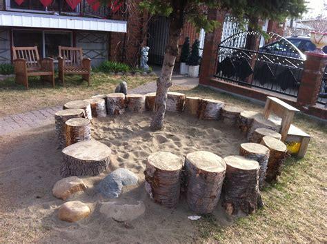 sandbox playground backyard playground