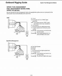 Gps Data To Yamaha Fuel Management Gauge  - Bandofboaters Com