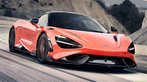 News - 2020 McLaren 765LT Revealed As Super Series Flagship