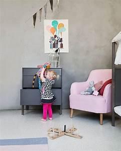Couleur Chambre Bébé Fille : chambre rose et gris id es d co trendy pour adulte et enfant ~ Dallasstarsshop.com Idées de Décoration