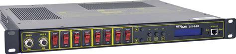 Network Rackmount Circuit Breaker Distribution Panel