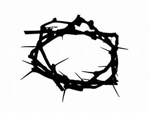 Pics For > Crown Of Thorns Jesus Drawing