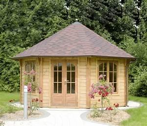 Gartenpavillon Holz Geschlossen : premium holzpavillon gartenpavillon geschlossen romant landhausstil pavillon garten ~ Whattoseeinmadrid.com Haus und Dekorationen
