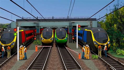 Best Mobile Games Ever:- Best Train Drive 3d