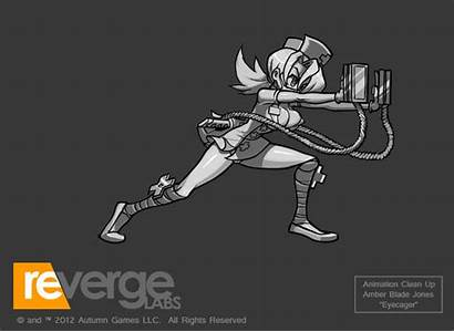Skullgirls Valentine Animation Ms Fortune Loading Progress