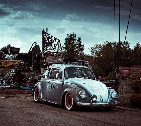 Rock Ac/dc Beetle. Fusquinha Do Rock