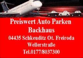 Parken Flughafen Leipzig Backhaus : preiswert auto parken flughafen leipzig preiswert auto ~ Kayakingforconservation.com Haus und Dekorationen