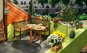 balkon gestalten balkonsanierung mit hornbach With französischer balkon mit sonnenschirm selber gestalten