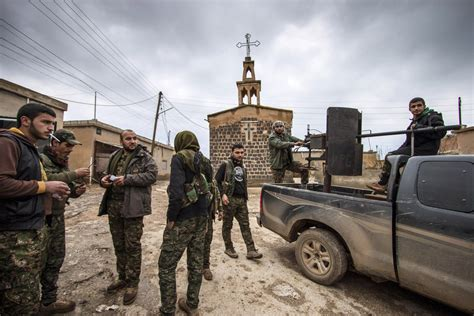 isis frees  assyrian christian hostages