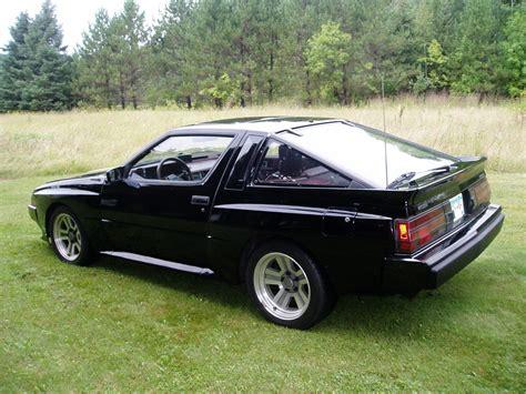 1986 Mitsubishi Starion /conquest Coupe 2-door 2.6l