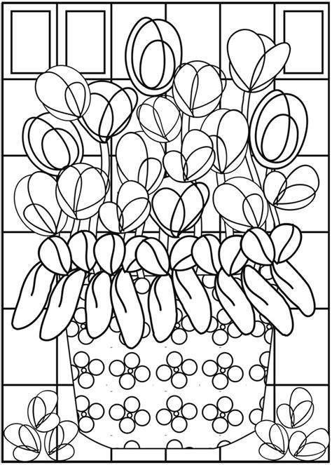Kleurplaat Narcis by Kleurplaat Tulp En Narcis Om Tes And On