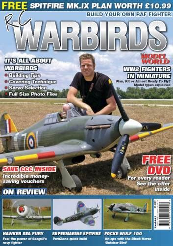 rc warbirds rc model world special  ebooks