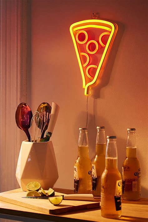 novelty pizza lighting pizza lamp
