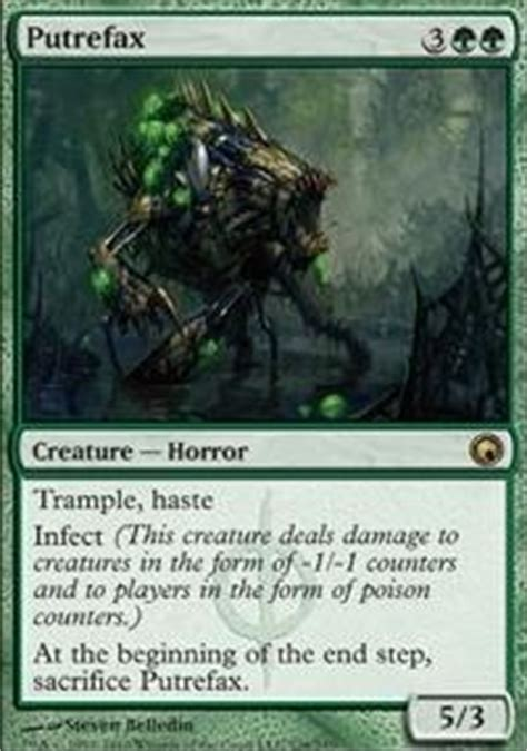Mtg Infect Deck Tapped Out by Standard Infect Modern Mtg Deck