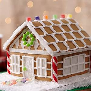 Christmas Gingerbread House Cottage | Wilton