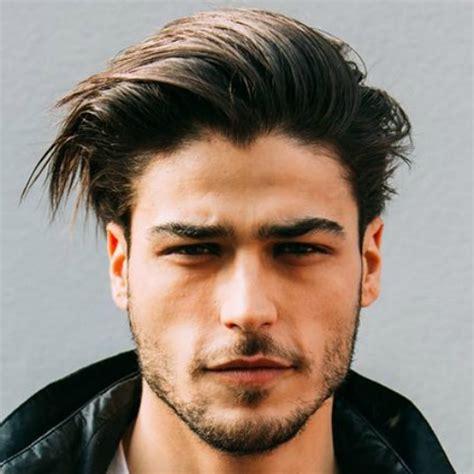 fashionable medium length hairstyles  men