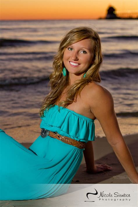sunset beach senior picture family  kids photography