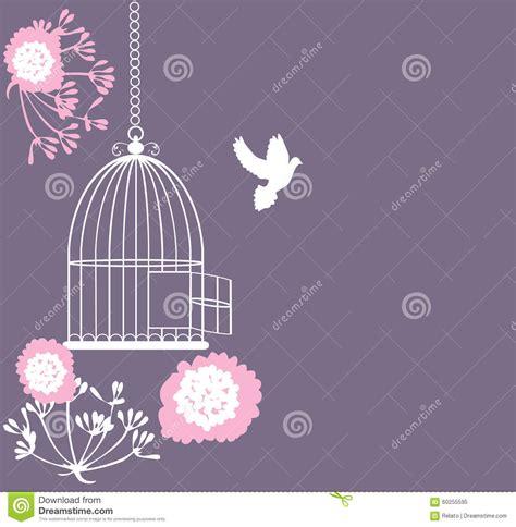 Gabbia Uccello - gabbia per uccelli illustrazione vettoriale illustrazione