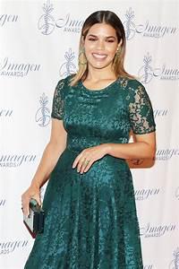 America Ferrera – Imagen Awards in Los Angeles 08/18/2017