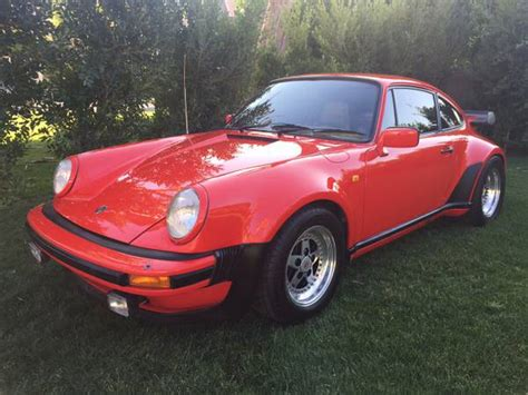 911 Turbo For Sale 1982 porsche 911 turbo for sale buy classic volks