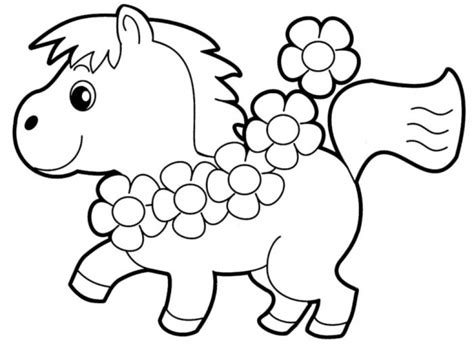 toddler coloring pages easy printable
