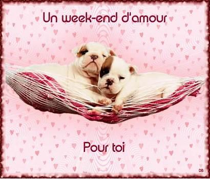 Amour End Week Bon Vous Avec Je