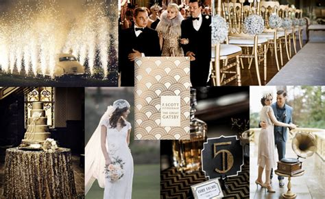 white house wedding favors   great gatsby