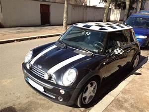 Mini Cooper Noir : troc echange magnifique mini cooper noir et blanc sur france ~ Gottalentnigeria.com Avis de Voitures