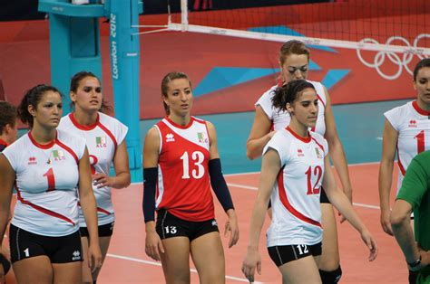Algeria Women's National Volleyball Team Wikiwand