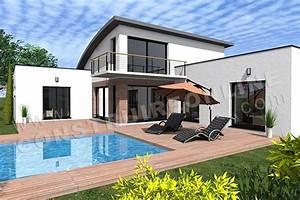 Maison Architecte Plan : vente de plan de maison ~ Dode.kayakingforconservation.com Idées de Décoration