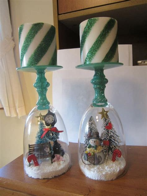 best 25 christmas candle holders ideas on pinterest