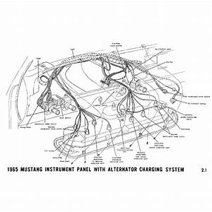 1966 Ford Mustang Electrical Schematics