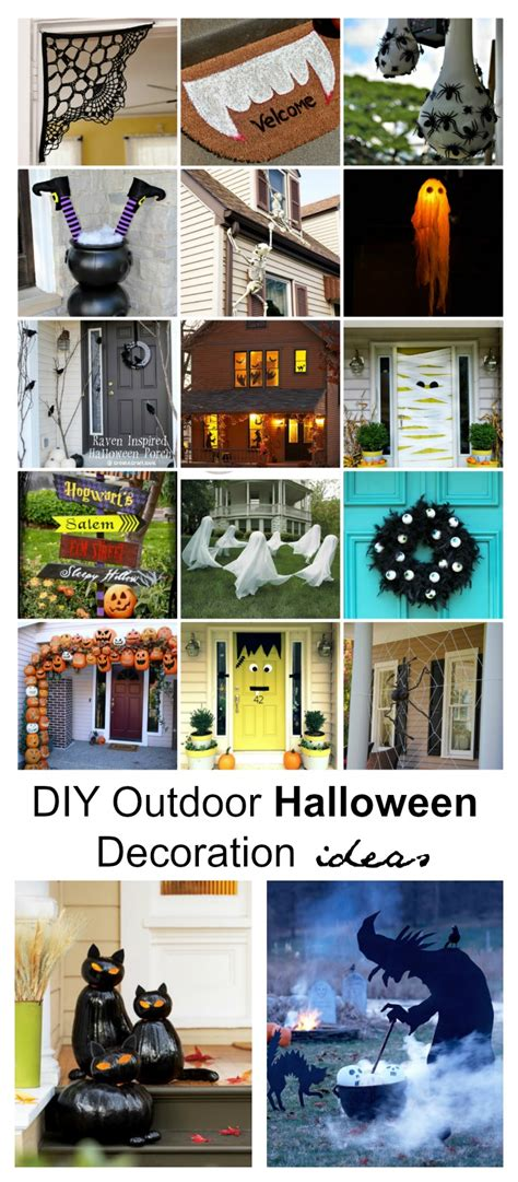 Outdoor Decorations Diy by Diy Outdoor Decorations The Idea Room
