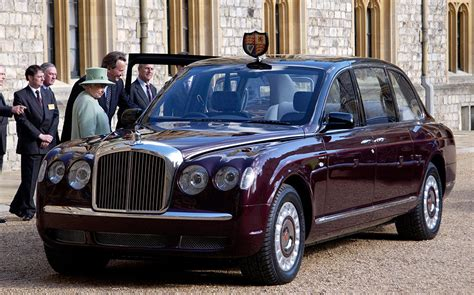 Want A Chance To Drive The Royal Car? Queen Elizabeth's