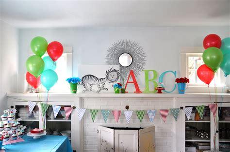 Dr Suess Decorations - dr seuss celebration ideas