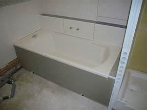 Habillage De Baignoire : mon projet de salle de bain complet 305 messages page 7 ~ Dode.kayakingforconservation.com Idées de Décoration
