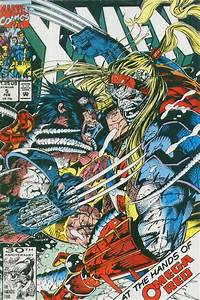 Wolverine VS. Omega Red X-Men #5 | Awesome Comic Book ...