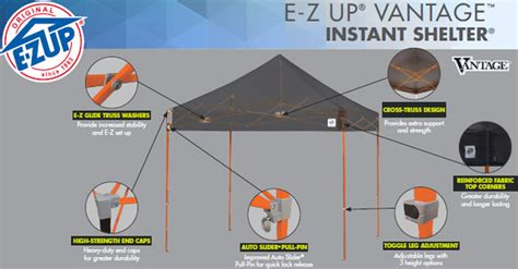 vantage canopy shelter    sports facilities group