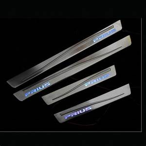 high-quality-LED-Blue-LIGHTed-Illuminated-DOOR-SILL-Scuff ...