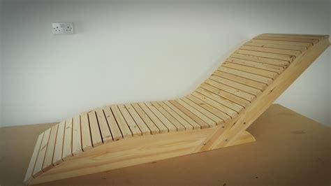 comment rehausser une chaise comment faire une chaise longue