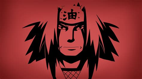 Naruto Shippuuden, Jiraiya Wallpapers Hd / Desktop And