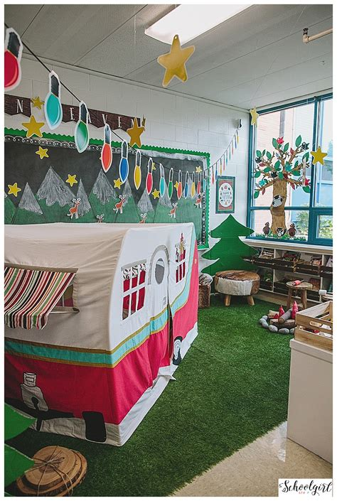 """Introducing""""happy Camper"""" Classroom Theme"""