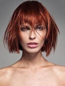 Coupe Femme Carré : coupe cheveux carre original ~ Melissatoandfro.com Idées de Décoration