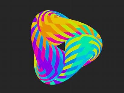 Rainbow Tornado Spiral Spirals Torus Tornadoes Phase