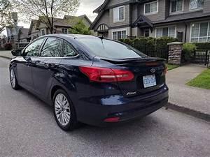 2017 Ford Focus Titanium Sedan Review